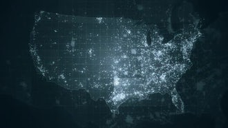 USA Global Maps Pack: Motion Graphics