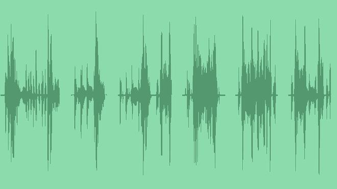 Glitch Pack 1: Sound Effects