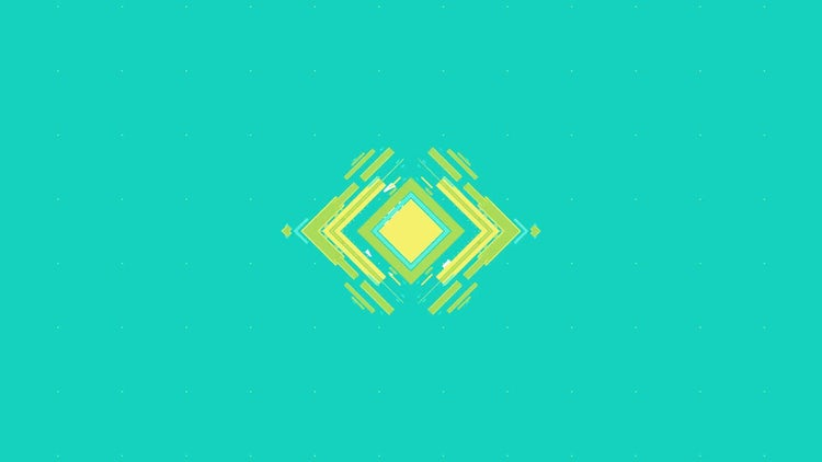 Geometry Shape Logo: After Effects Templates