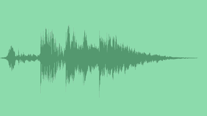 Simple Paint Drops Logo: Royalty Free Music