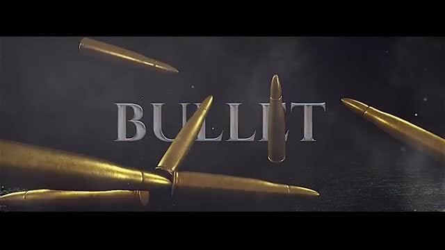 Bullet Title: Final Cut Pro Templates