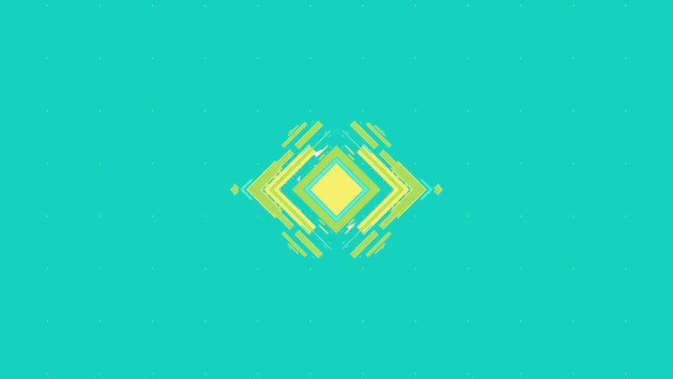 Geometry Shape Logo: Premiere Pro Templates