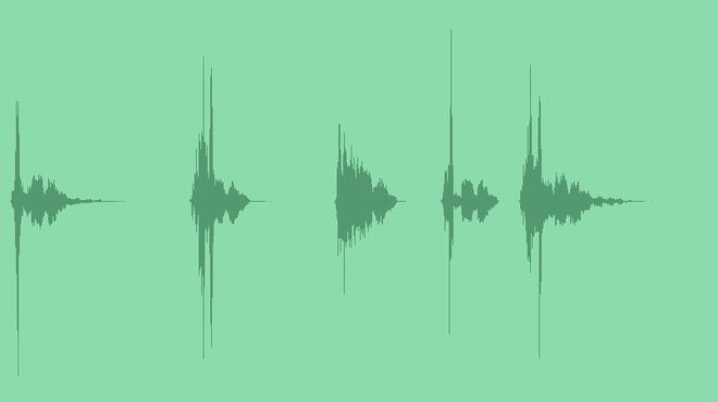 Futuristic Transition Intro: Sound Effects