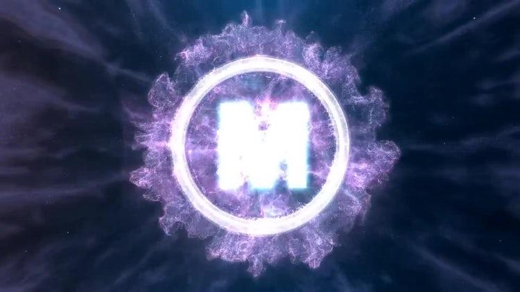 Magic Circle Logo: After Effects Templates