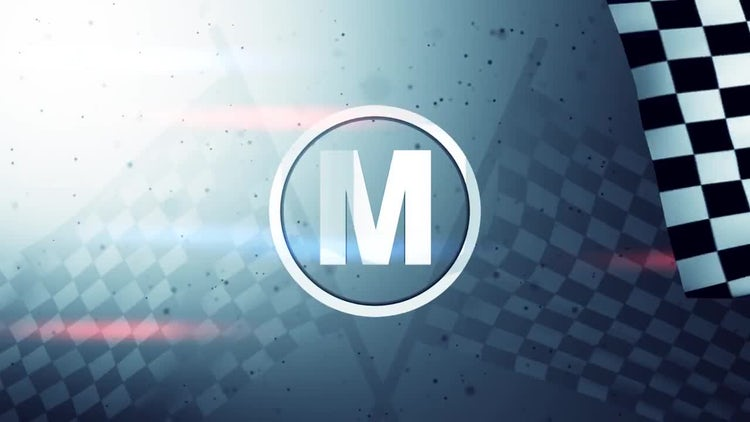 Race Zone Title Design: Premiere Pro Templates