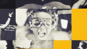 Music Is Live: After Effects Templates