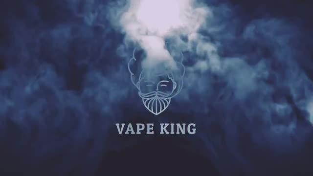 Vape Logo Reveal: After Effects Templates