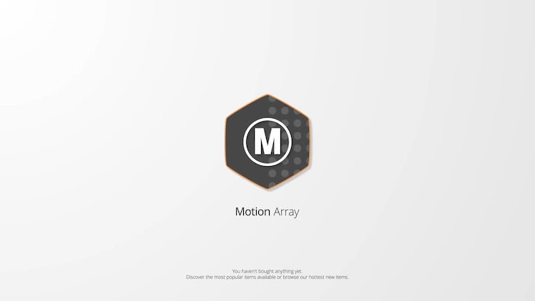 Simple Flat Logo - After Effects Templates | Motion Array