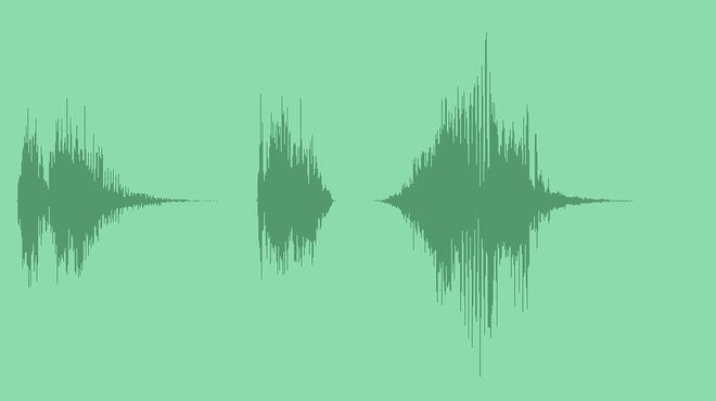 Glitch Intro Logo: Sound Effects