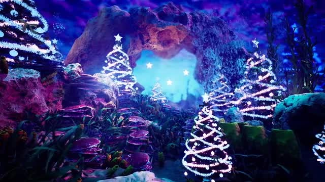 Blue Christmas: After Effects Templates