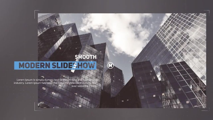 Corporate Slideshow After Effects Templates Motion Array