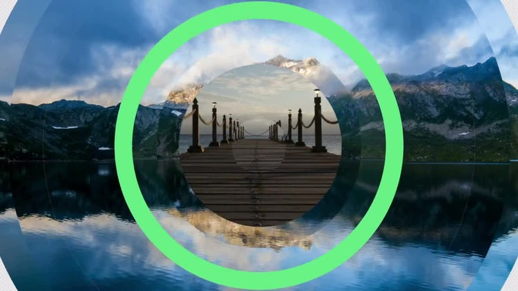 Circled: After Effects Templates