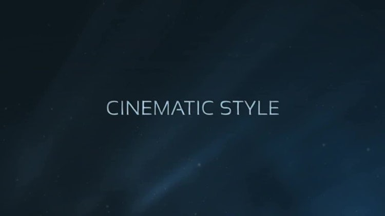 Trailer Underwater Titles: After Effects Templates