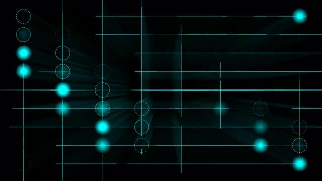 Digital Projection: Stock Motion Graphics