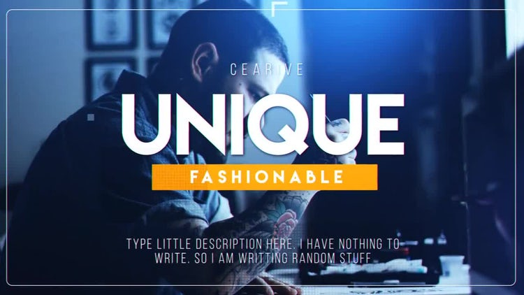 Modern & Classic Slideshow: After Effects Templates
