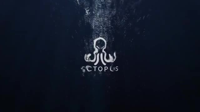 Underwater Logo Reveal: After Effects Templates