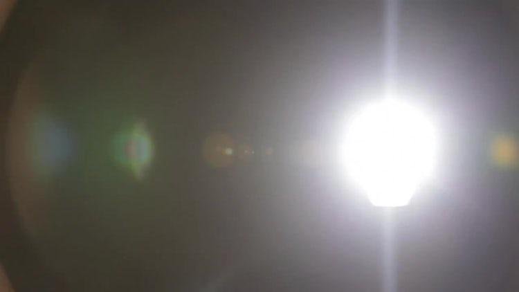 Lens Flare 03: Stock Video