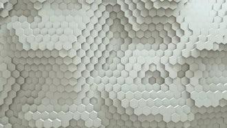 Abstract Hexagons: Motion Graphics