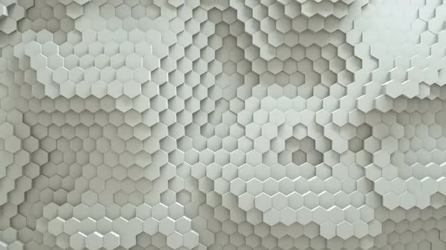 Abstract Hexagons: Stock Motion Graphics