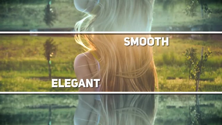 Mirror Intro: After Effects Templates