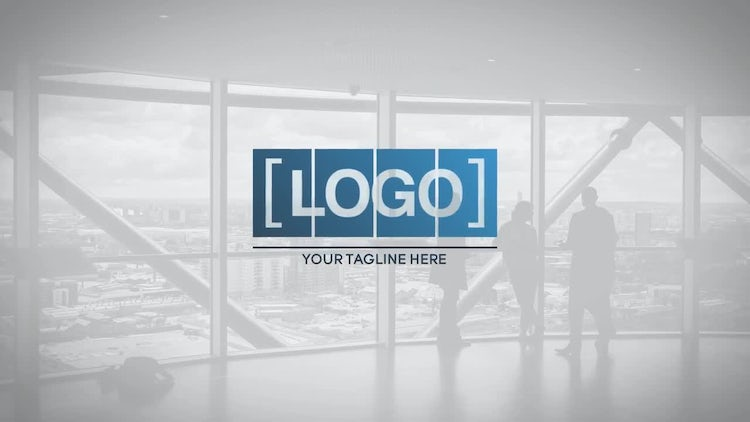 Corporate Logo 2 in 1: After Effects Templates