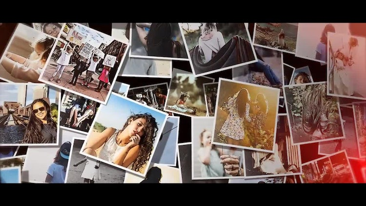 Pencil Slideshow: After Effects Templates