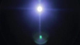 Lens Flare 05: Stock Video