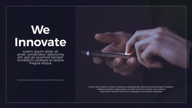 Corporate - Business Slideshow: Premiere Pro Templates