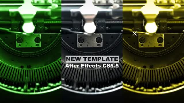 Cool Urban Opener: After Effects Templates
