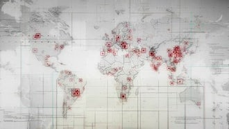 World Maps: Motion Graphics