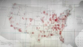 USA Maps: Motion Graphics