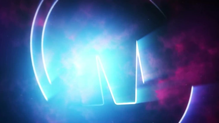 Light Race Logo Reveal: After Effects Templates