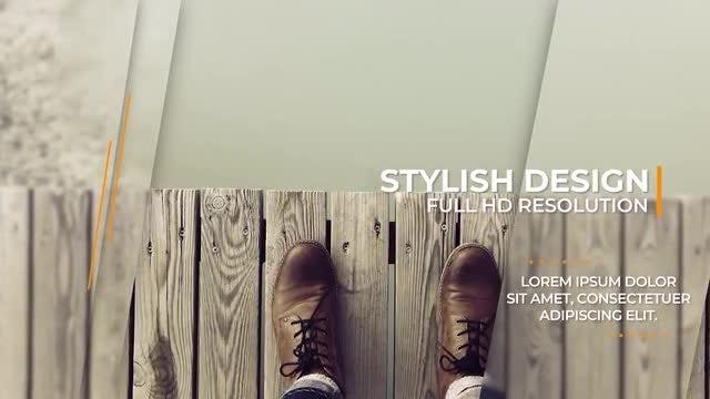 Elegant & Clean Promo: Premiere Pro Templates