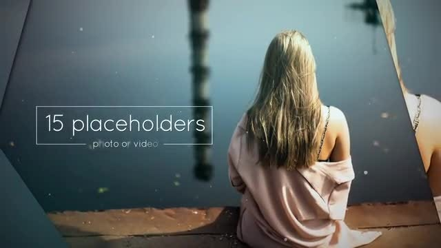 Graceful Slideshow: After Effects Templates