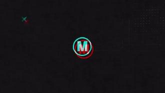 Grunge Glitch Logo: After Effects Templates