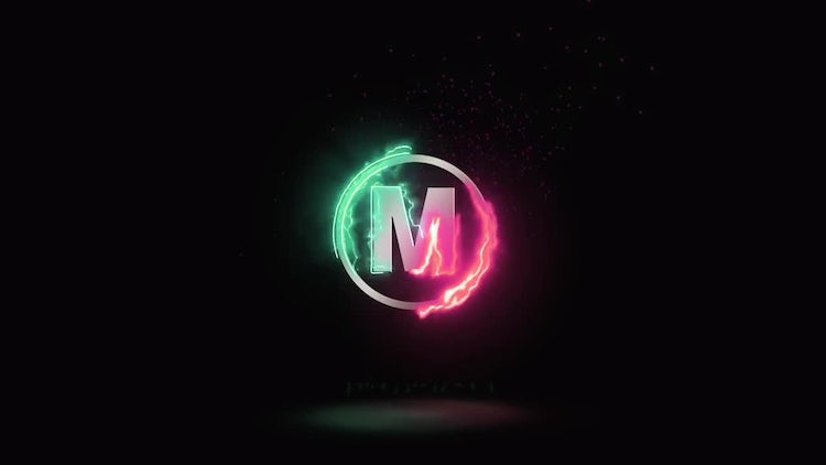 Saber Logo: After Effects Templates