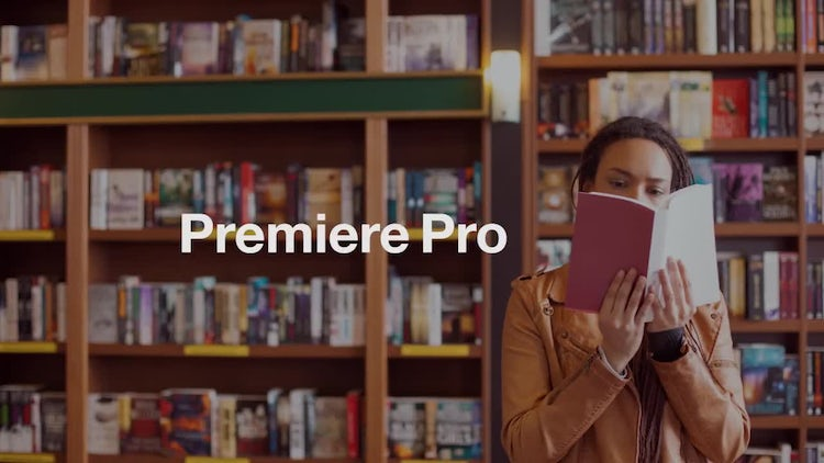 Fast Typography / Dynamic Opener: Premiere Pro Templates