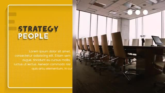 Simple Corporate Presentation: After Effects Templates