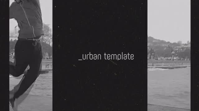 Hip Hop Beat: After Effects Templates
