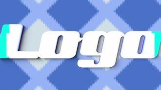8 Bit 3D Logo: After Effects Templates