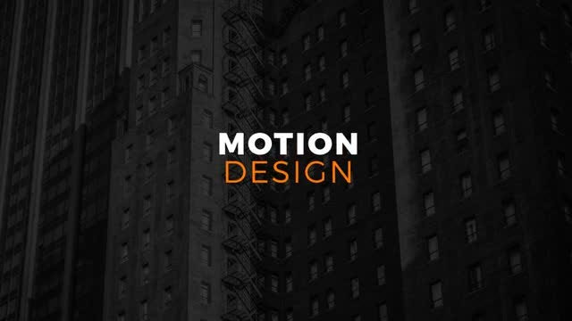 Simple Titles Pack: After Effects Templates