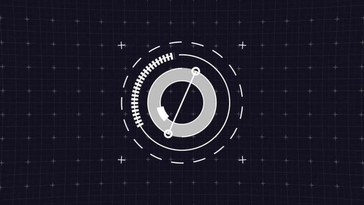 Hi-Tech Logo: Premiere Pro Templates