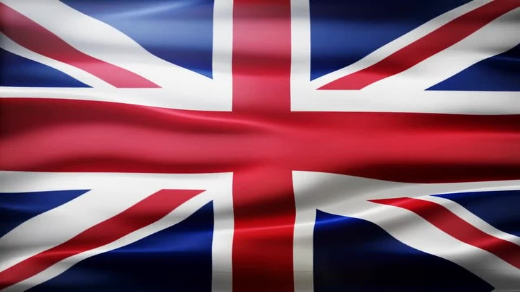 Great Britain Flag: Stock Motion Graphics