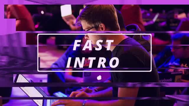Fast Corporate Intro 2: After Effects Templates