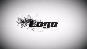 Ink Logo Opener: After Effects Templates