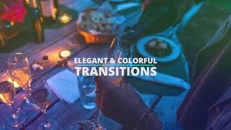Elegant & Colorful Slideshow: Premiere Pro Templates