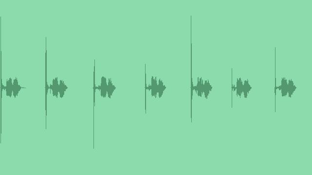 Break Glass: Sound Effects
