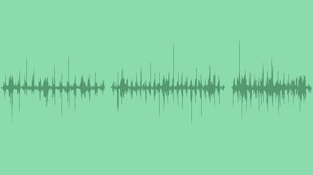 Creaking Mechanism: Sound Effects