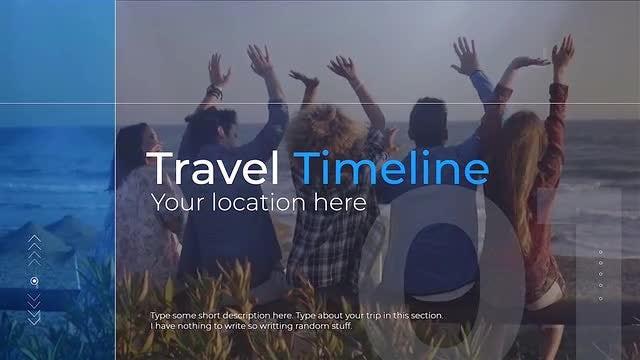 Travel Timeline: Final Cut Pro Templates