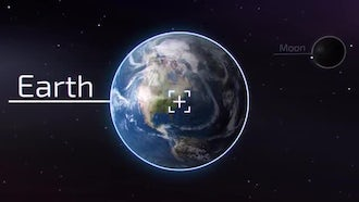 Earth Zoom: After Effects Templates